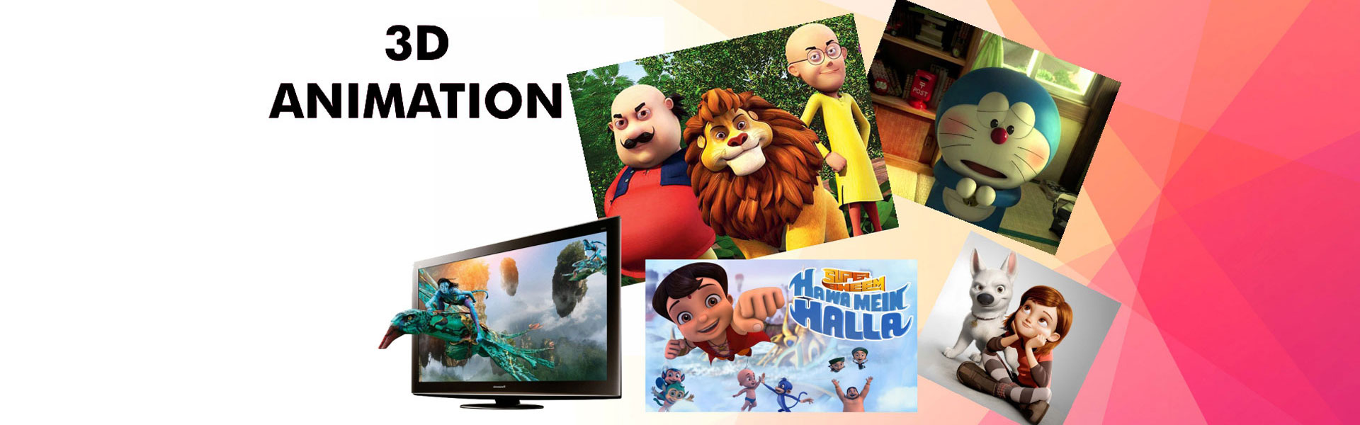 3D Animation Institute in Kolhapur